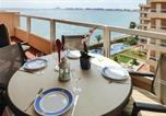 Location vacances Murcie - Amazing apartment in San Javier w/ Outdoor swimming pool, 2 Bedrooms and Outdoor swimming pool-2