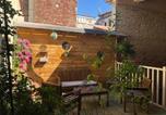 Hôtel Fleurance - Le patio de l'oustal-2