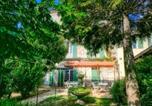 Hôtel Vaucluse - Au Saint Roch - Hôtel et Jardin-1