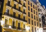Hôtel Picanya - Zenit Valencia-3