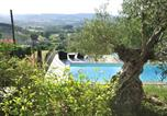 Location vacances Serravalle di Chienti - Villa with 2 bedrooms in Costa Nocera Umbra Perugia with private pool furnished terrace and Wifi 20 km from the slopes-2