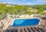Location vacances Teulada - Welcoming Villa with Private Pool near Sea in Moraira-3