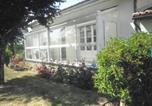 Location vacances Etagnac - Holiday home Courtillas-1