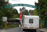 Camping avec Site nature Loir-et-Cher - Camping de Sologne Salbris-2
