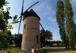 Location vacances Le Poiré-sur-Velluire - Moulin à vent unique à la location en Vendee-4