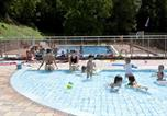 Camping avec Piscine Montpeyroux - Camping Le Lauradiol-1