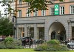 Hôtel Stockholm - Wasa Park Hotel-2