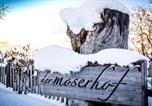 Location vacances Haus - Moserhof-3