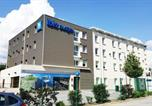 Hôtel Echirolles - Ibis Budget Grenoble Sud Seyssins-2