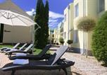 Hôtel Siófok - Hideaway Premium Apartments-4