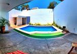 Location vacances Colima - La Casa Blanca de Colima-3