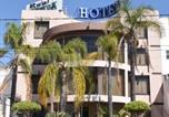 Hôtel León - Hotel Real Azteca Zona Piel-2