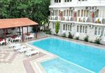 Hôtel Pamukkale - Dolphin Yunus Hotel-4
