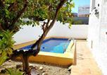 Location vacances Mojácar - Chalet con piscina privada junto a chiringuitos-3