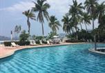 Location vacances Acapulco - Hermoso departamento a pie de playa en Acapulco guerrero-1