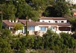 Location vacances Pierrefeu-du-Var - Villa Les Adrets Ii 229-1