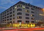 Hôtel Nürnberg - B&B Hotel Nürnberg-City-1