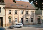 Hôtel Wusterhausen/Dosse - B&B Wagner-1