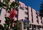 Hôtel Palavas-les-Flots - Hotel The Originals Montpellier Sud Hotelio-4
