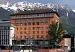 Location vacances Innsbruck - Boardinghouse Südtirolerplatz-3