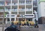 Location vacances Balatonlelle - Lido Riviera Sunshine Apartman Balatonlelle-3