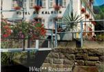 Hôtel Lapoutroie - Hotel Restaurant Du Kalblin-1