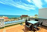 Location vacances Benalmádena - Lomas de Mena, 21 - Ático con vistas al mar - Piscina y Barbacoa - Parking Gratis - Excelente Conexión Wifi-1