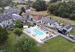 Location vacances Saint-Pardoux-Corbier - Fantastic property with large swimming pool and garden in the heart of France!-1