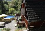 Location vacances Arches - Pretty Chalet in Beaulieu France With Private Swimming Pool-3