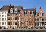 Hôtel Gent - Ghent Marriott Hotel-4