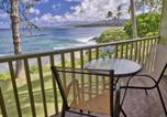 Location vacances Lihue - Kapa'a Sands 13 Ocean Front Studio with Kitchen-1