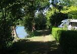 Camping avec Piscine couverte / chauffée Maine-et-Loire - Camping Les Portes de l'Anjou-4