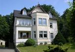 Location vacances Lichtenberg - Hotel-Pension Königswald-1