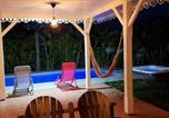 Location vacances  Martinique - Villa Bois d'Inde-3