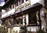 Hôtel Willingen (Upland) - Hotel Garni Zur Alten Post