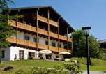 Hôtel Berchtesgaden - Alpenvilla Berchtesgaden Hotel Garni-1