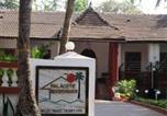 Hôtel Anjuna - Palacete Rodrigues Heritage Holiday Mansion-1