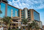 Hôtel Kampala - Freedom City Hotel-1