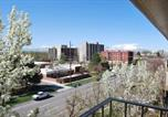 Location vacances Salt Lake City - Modern Condo in the Heart of the City by Wasatch Vacation Homes-4