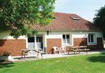 Location vacances Beaurainville - Holiday Home Gites Lajumel-3