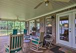 Location vacances Orangeburg - Waterfront Home on Lake Murray with Dock and Porch-2