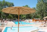 Camping avec Piscine Seyne - Camping  Au Vallon Rouge-1