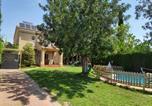 Location vacances Chiva - Villa with swiming pool and jacuzzi valencia-1
