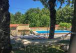 Location vacances Ružić - Stunning home in Vrlika w/ Outdoor swimming pool, Wifi and Heated swimming pool-2