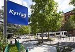 Hôtel Sarcenas - Kyriad Grenoble Centre