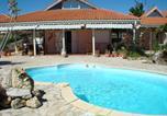 Location vacances  Martinique - Villa Mahogany-4