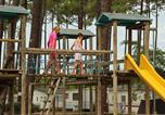 Camping avec Parc aquatique / toboggans Vielle-Saint-Girons - Les Dunes de Contis-3