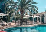 Location vacances  Malaga - Jardines De La Reina Boutique Bed & Breakfast-1