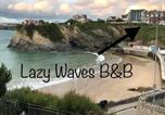 Hôtel Newquay - Lazy Waves Boutique B&B-2