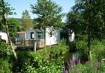 Camping avec Quartiers VIP / Premium Luc-sur-Mer - Camping Sites et Paysages Domaine De La Catinière-3